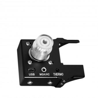 Steeldrive Antriebssystem für klassische Steeltrack Okularauszüge