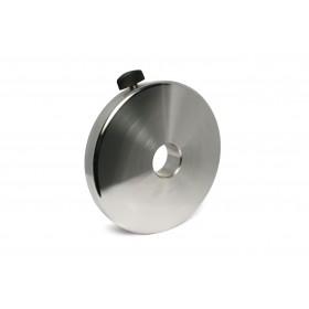 6kg Gegengewicht für 10Micron GM2000 aus V2A-Stahl