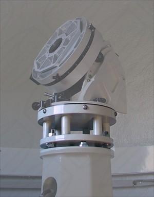 Baader Steel Levelling Flange For AstroPhysics 1200/1600 Mount