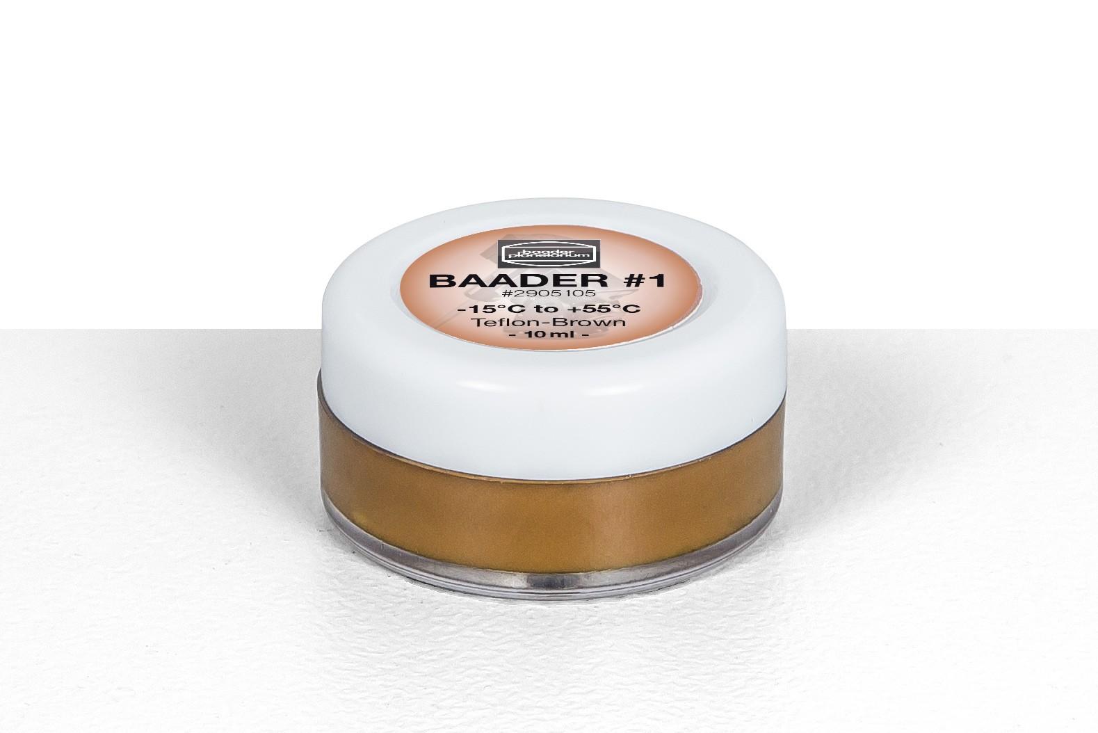 Baader-Fett #1 Teflon-Braun (-15°C–+55°C)