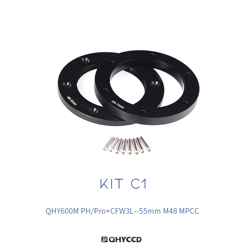 QHY Adapter Kit C1 for QHY600M PH / PRO