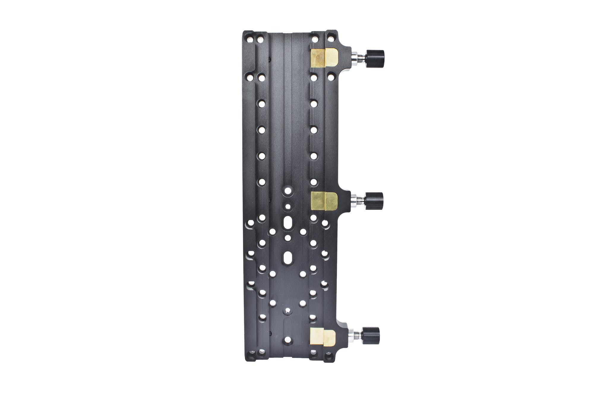 "Baader Pan 3 ""/ EQ Dual clamp 370mm (for Losmandy and Vixen-standard)"