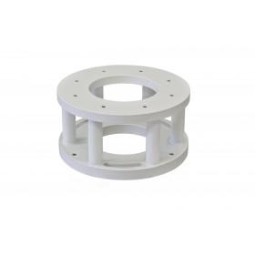 Baader Stahl-Nivellierflansch für GM 4000 Montierung
