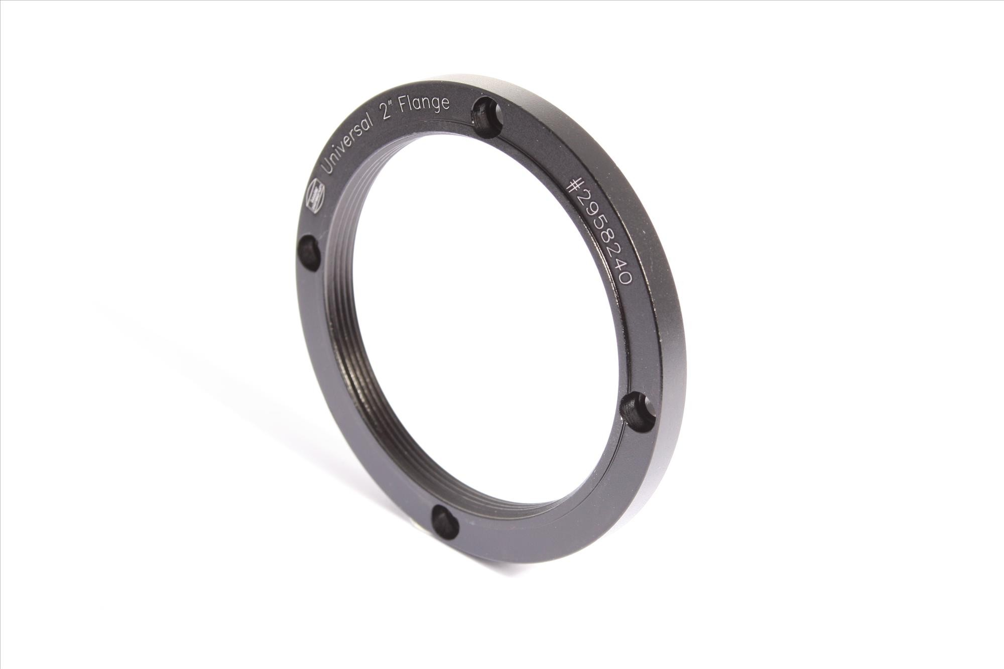 "2"" Universal flange - suitable for Solar Spectrum Filter"