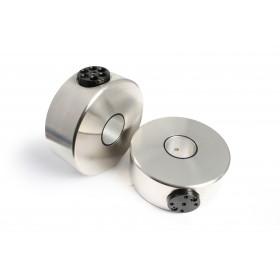 "8,5kg CDP-Gegengewicht Ø 40mm aus V2A-Stahl, inkl. ¼"" Fotogewinde"