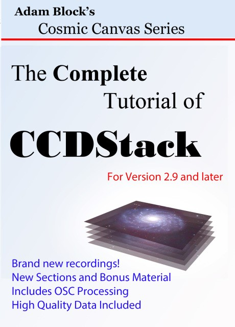 The complete Tutorial of CCDStack