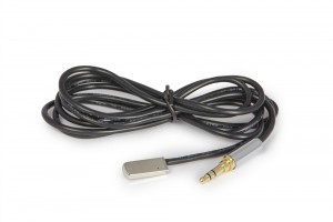Steeldrive II Temperatursensor inkl. Kabel, flach