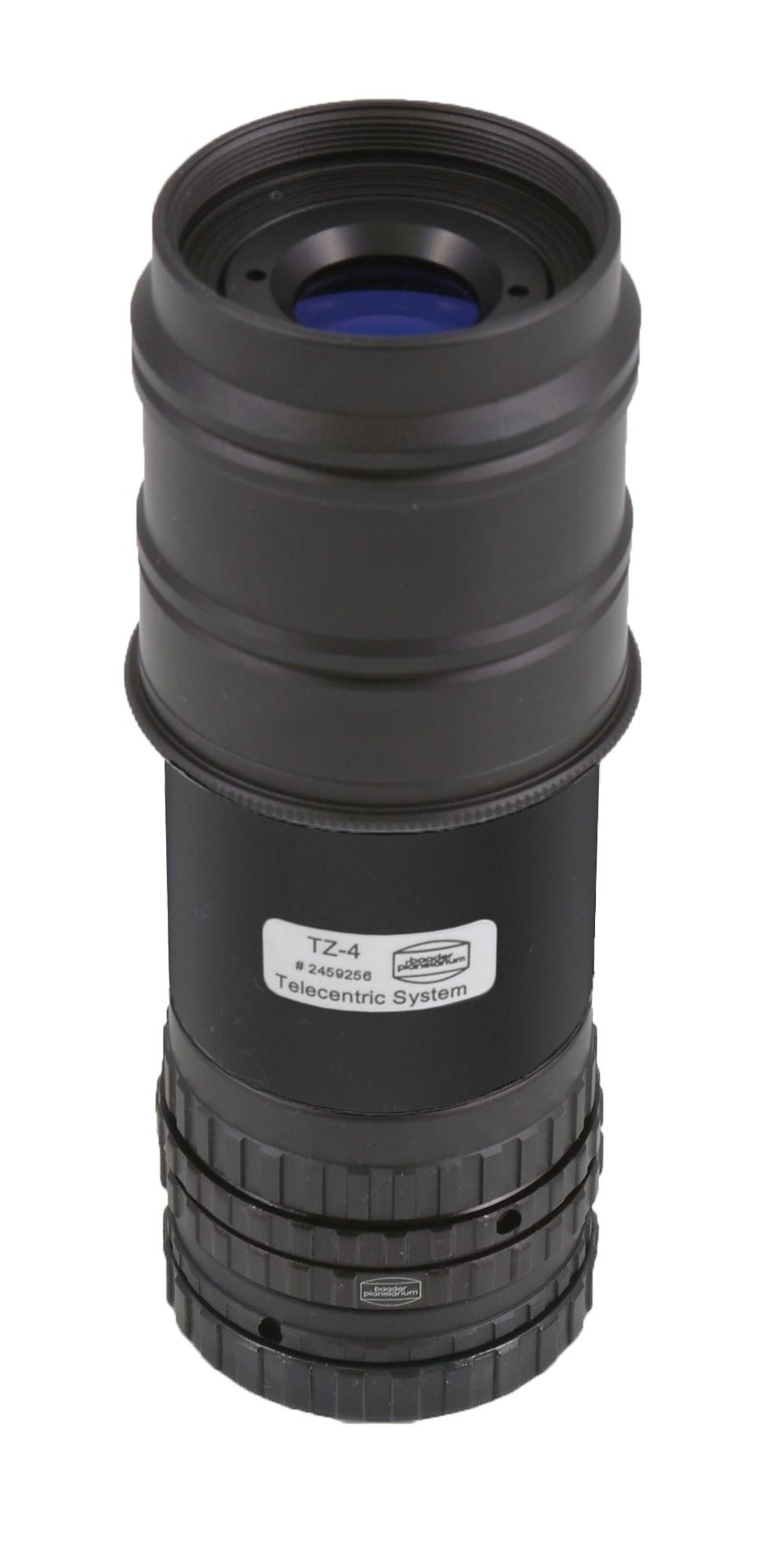Telecentric System TZ-4 (4x focal length)