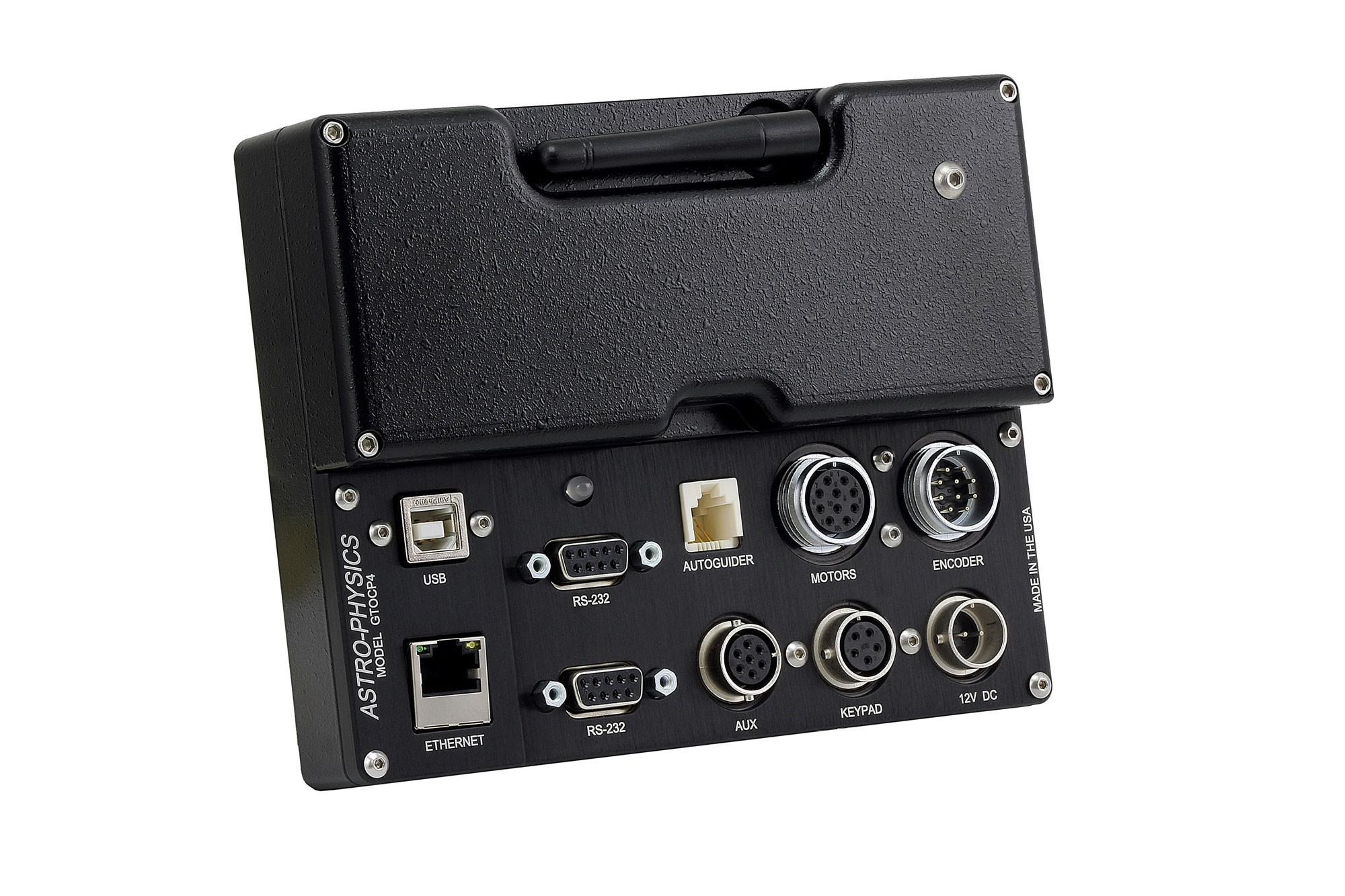 Astro-Physics GTO-CP4 Servomotor-Kontrollbox für alle GTO-Montierungen (im Lieferumfang enthalten)