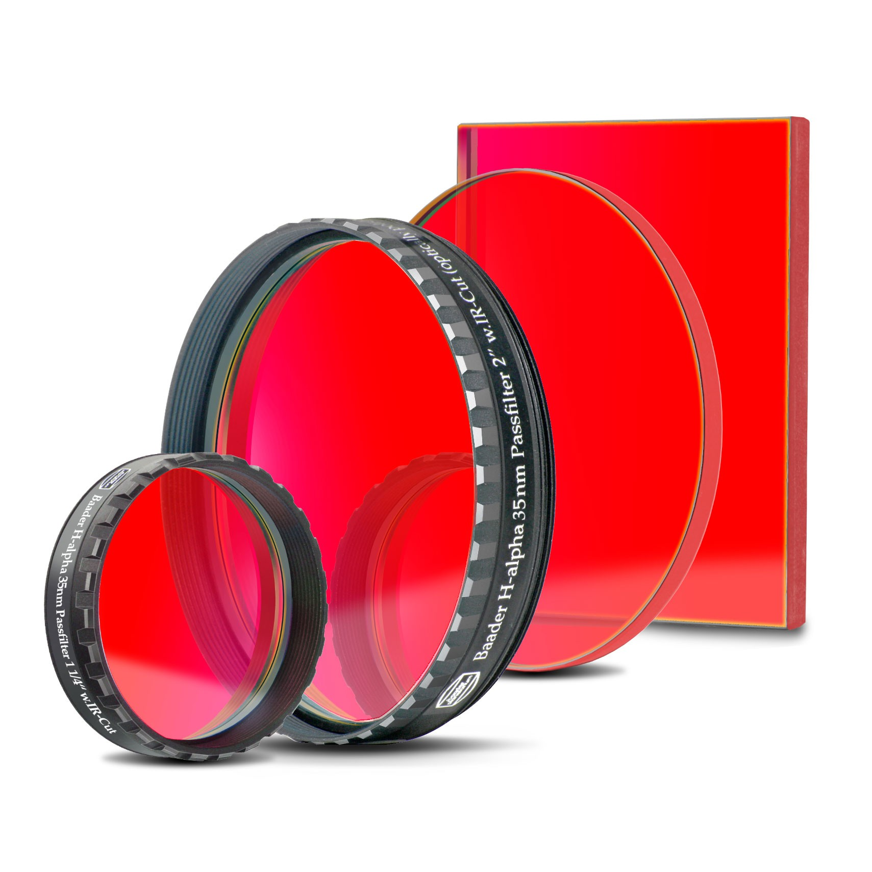 Baader H-alpha 35nm CCD Filter