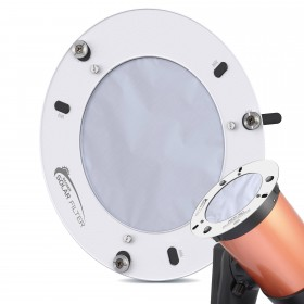 ASTF: AstroSolar Telescope Filter OD 5.0 (50mm - 150mm)