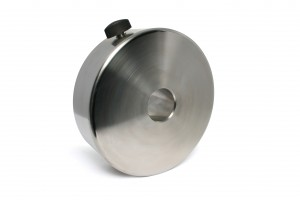 12kg counterweight for GM 2000 stainless steel (V2A)
