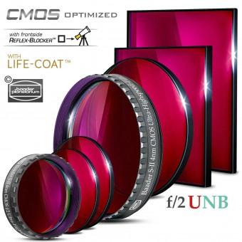 S-II f/2 Ultra-Highspeed-Filter (4nm) – CMOS-optimiert