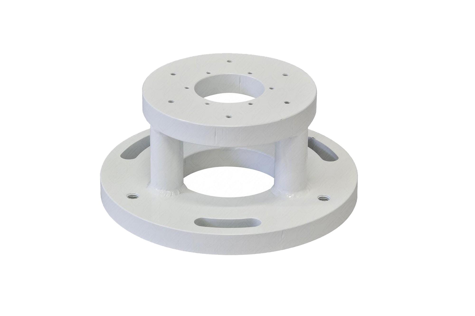 Baader Stahl-Nivellierflansch für GM 1000 Montierung