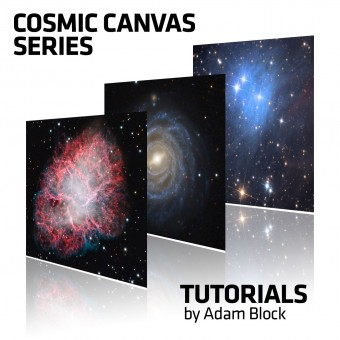 Cosmic Canvas Series