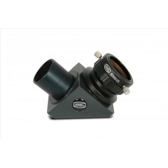 T-2 / 90° Zenitprisma mit 32mm Prisma inkl. Okularstutzen und Steckanschluss