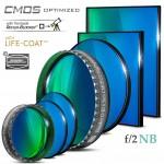 Baader O-III  f/2 Highspeed-Filters (6.5nm) – CMOS-optimized