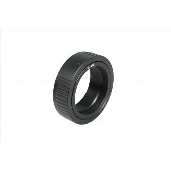 T-Ring Micro Four Thirds auf T-2