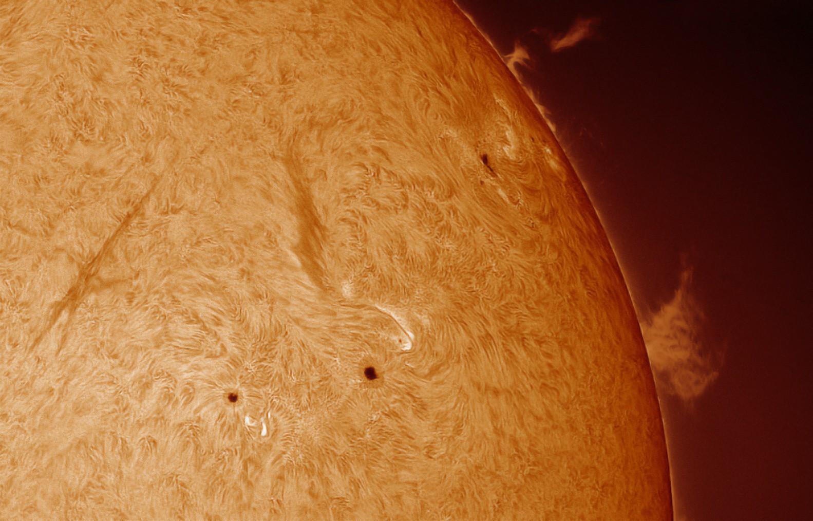 Application image: © K. v. Schauroth – for more images please visit our image gallery on www.astrosolar.com