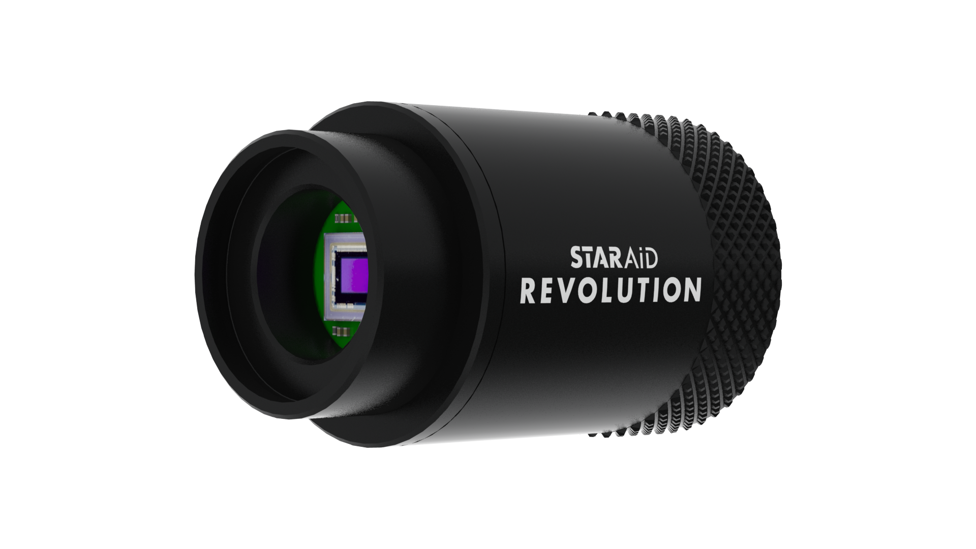 StarAid Revolution Standalone Autoguiding - Revision B