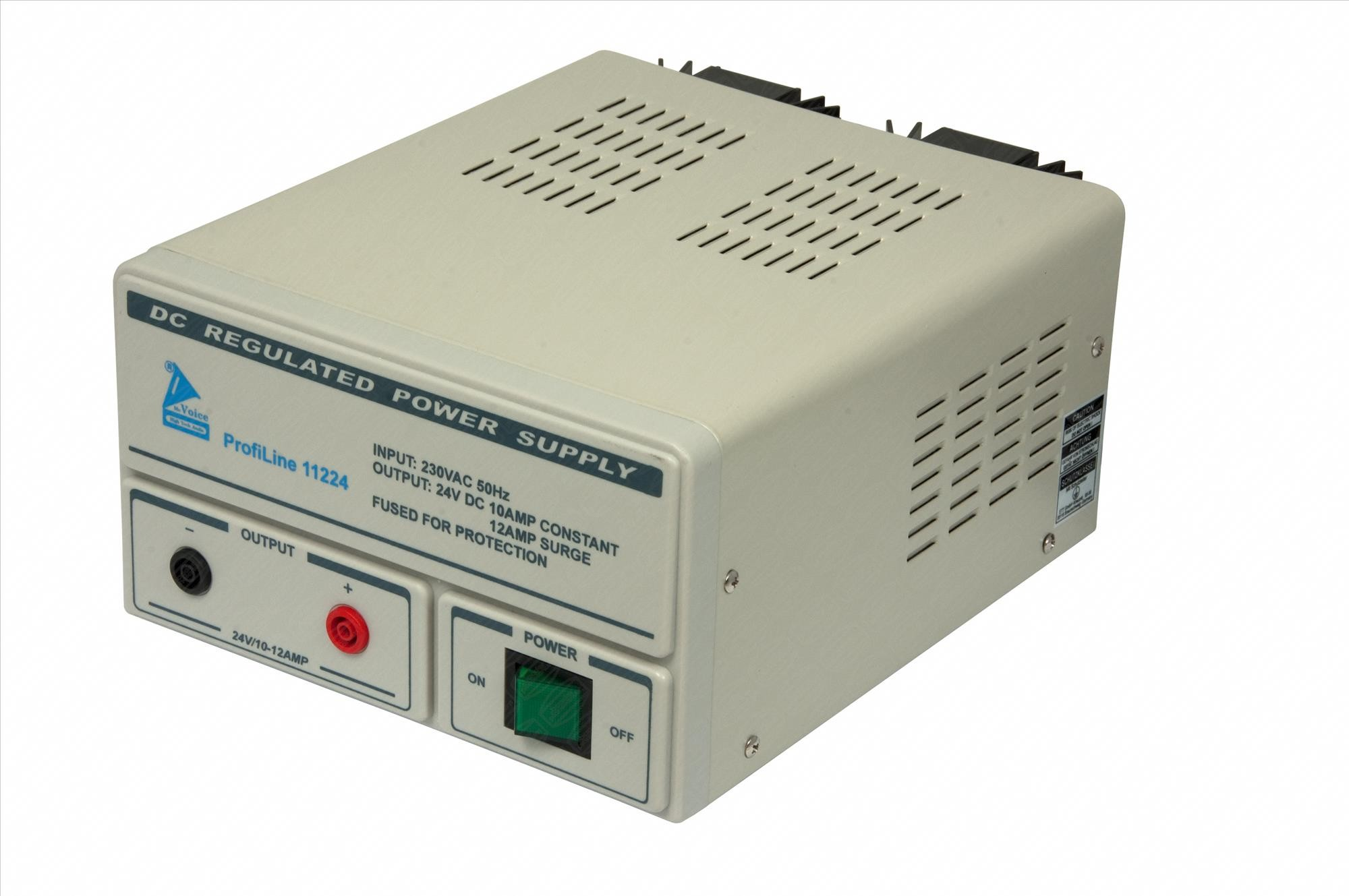 Stabilized Power-Supply for GM 3000 und 4000 (QCI/HPS)