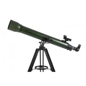 ExploraScope 80AZ Teleskop + 1,25 Zoll Okular geschenkt
