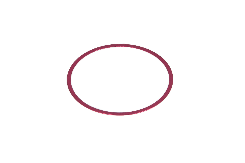 M68 Zwischenring 0.5mm (Rot)