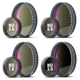 Neutraldichte (Grau-)Filter, ND 0,6 / 0,9 / 1,8 / 3,0