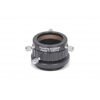 """Okularklemme 1¼"""" auf 36,4 mm mit Drehfokussierung (T-2 Bauteil #11)"""