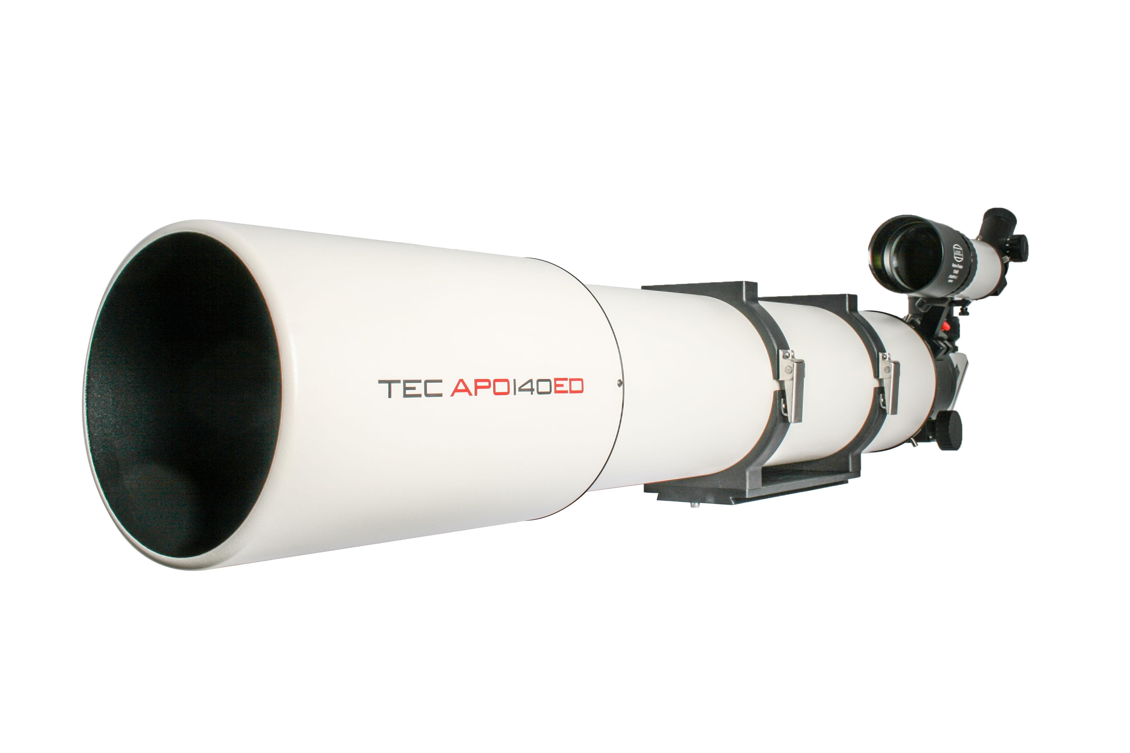 Sonderangebot: TEC 140 Triplet APO mit umfangreichem Zubehör