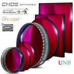 Baader S-II Ultra-Narrowband-Filters (4nm) – CMOS-optimized