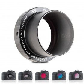 Baader zero-tolerance protective Canon DSLR T-Ring T-2/M48 and 2""