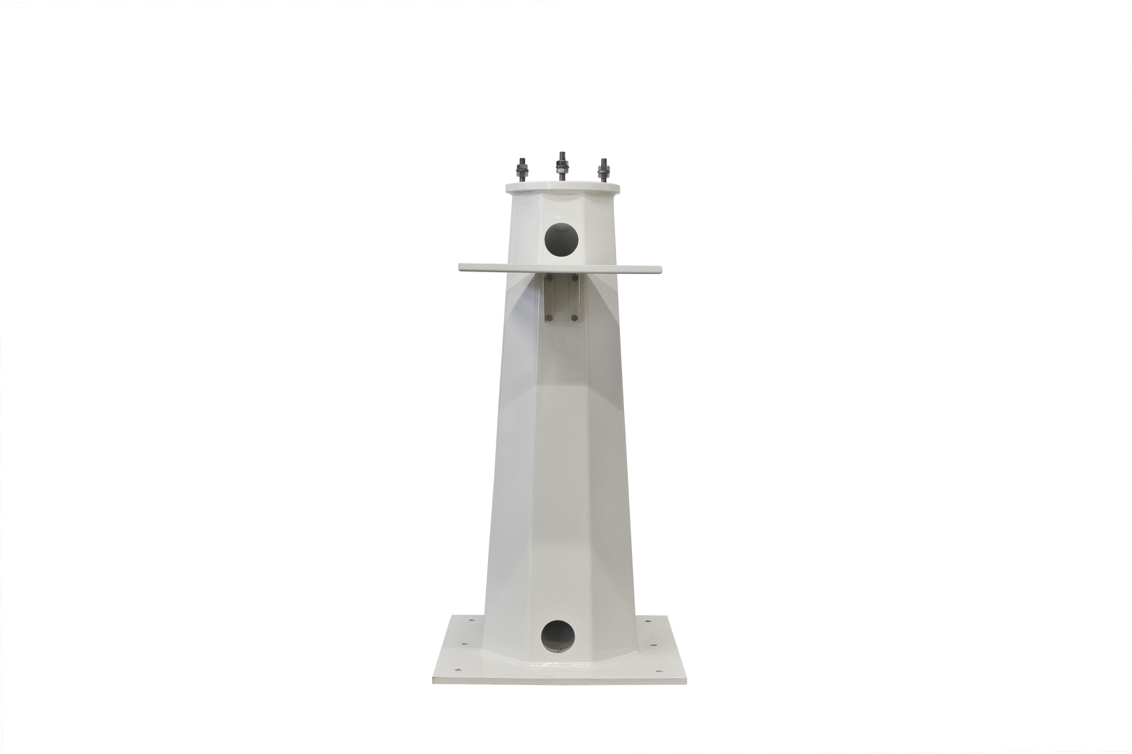Baader Medium Pillar (BMP), modale Stahlsäule für Belastung bis 250 kg (in 60 - 165 cm erhältlich)
