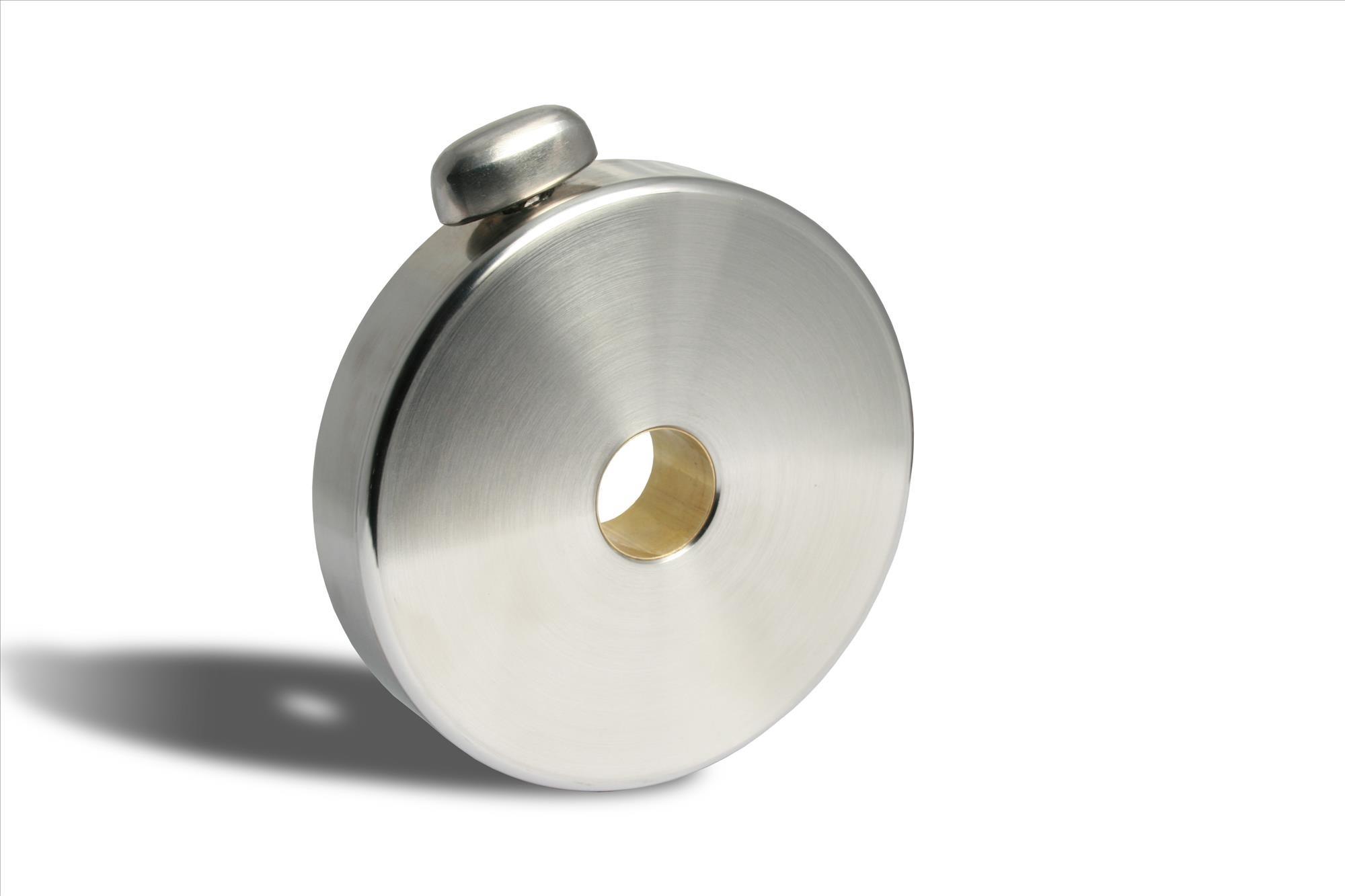 3kg Gegengewicht Ø 30mm aus V2A-Stahl