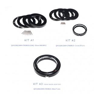 QHY Adapter-Kits A für QHY 294M / QHY 163M