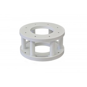 Baader Heavy Pillar (BHP) Levelling flange for Planewave L-Mount 500/600, Height 10cm