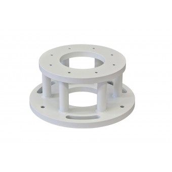 Baader Stahl-Nivellierflansch für GM 3000 Montierung