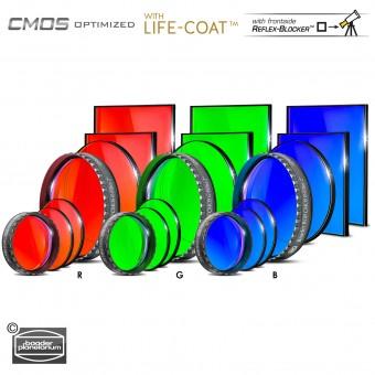 RGB Filtersatz – CMOS-optimiert