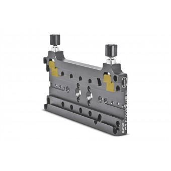 "Klemme 3"", 230mm Pan EQ Dual-Mounting"