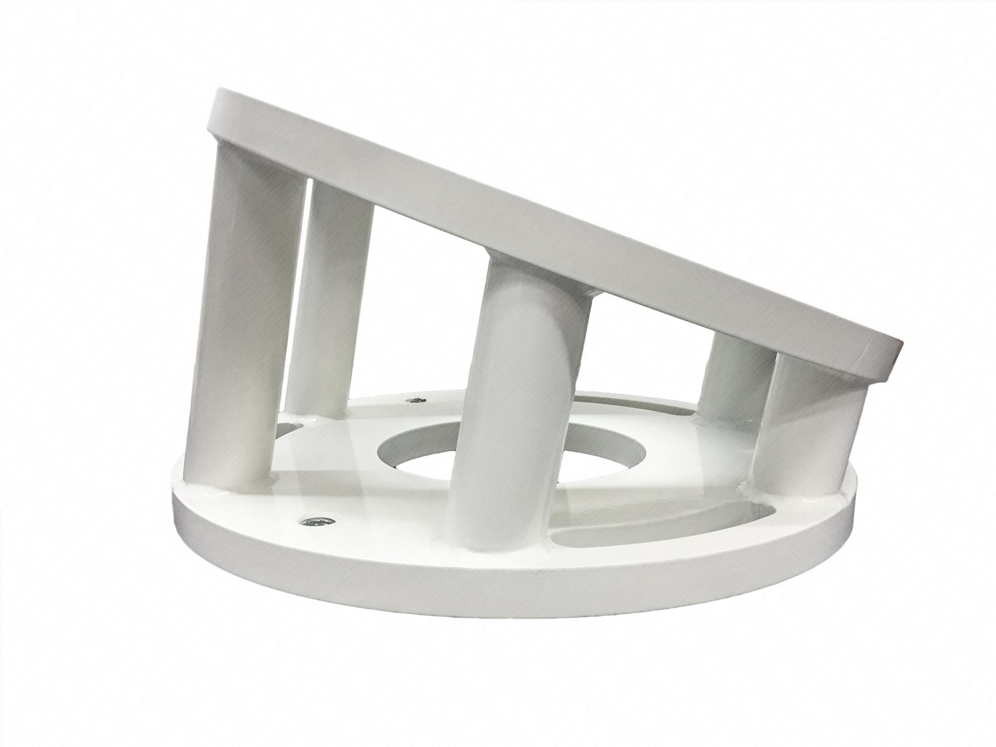 Baader Heavy Pillar (BHP) Nivellierflansch für  GM 4000 mit 20° Neigung