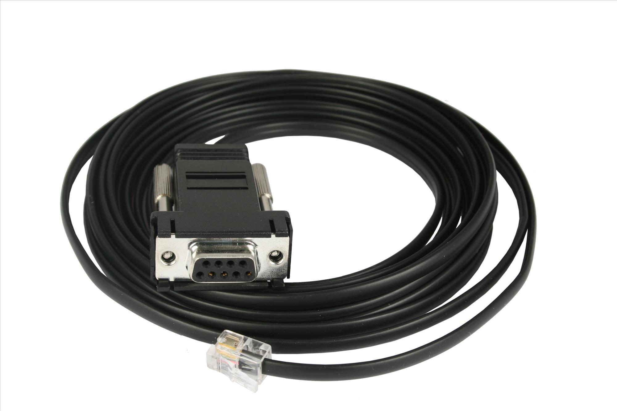 RS 232/RJ11 Kabel 3.5M für Celestron (Baader Produkt)