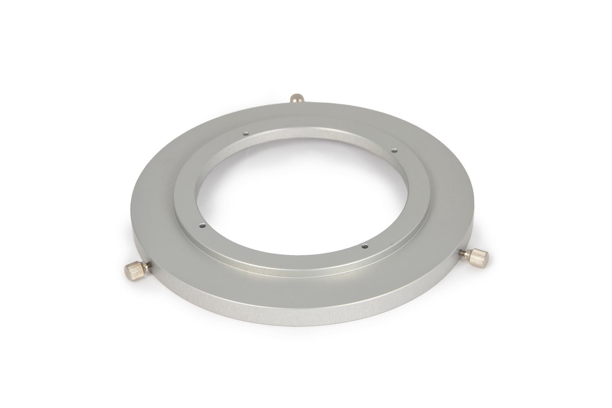 Detachable sun diaphragm holder for D-ERF 135 - 160 filter-frames