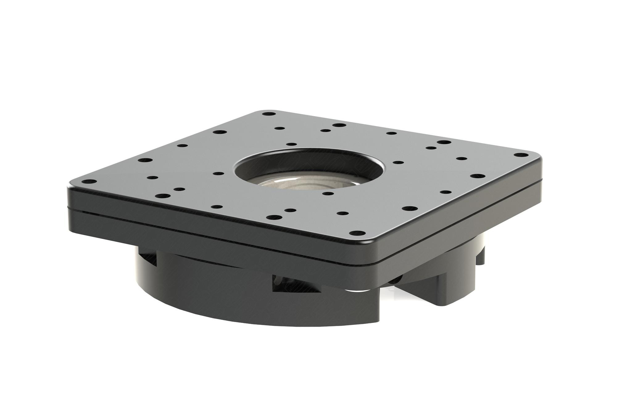 Pan Adjuster for adjusting the optical axis of parallel mounted telescopes