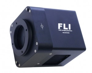 FLI MicroLine CCD Kameras, Full Frame Front Illuminated, luftgekühlt (verschiedene Versionen verfügbar)