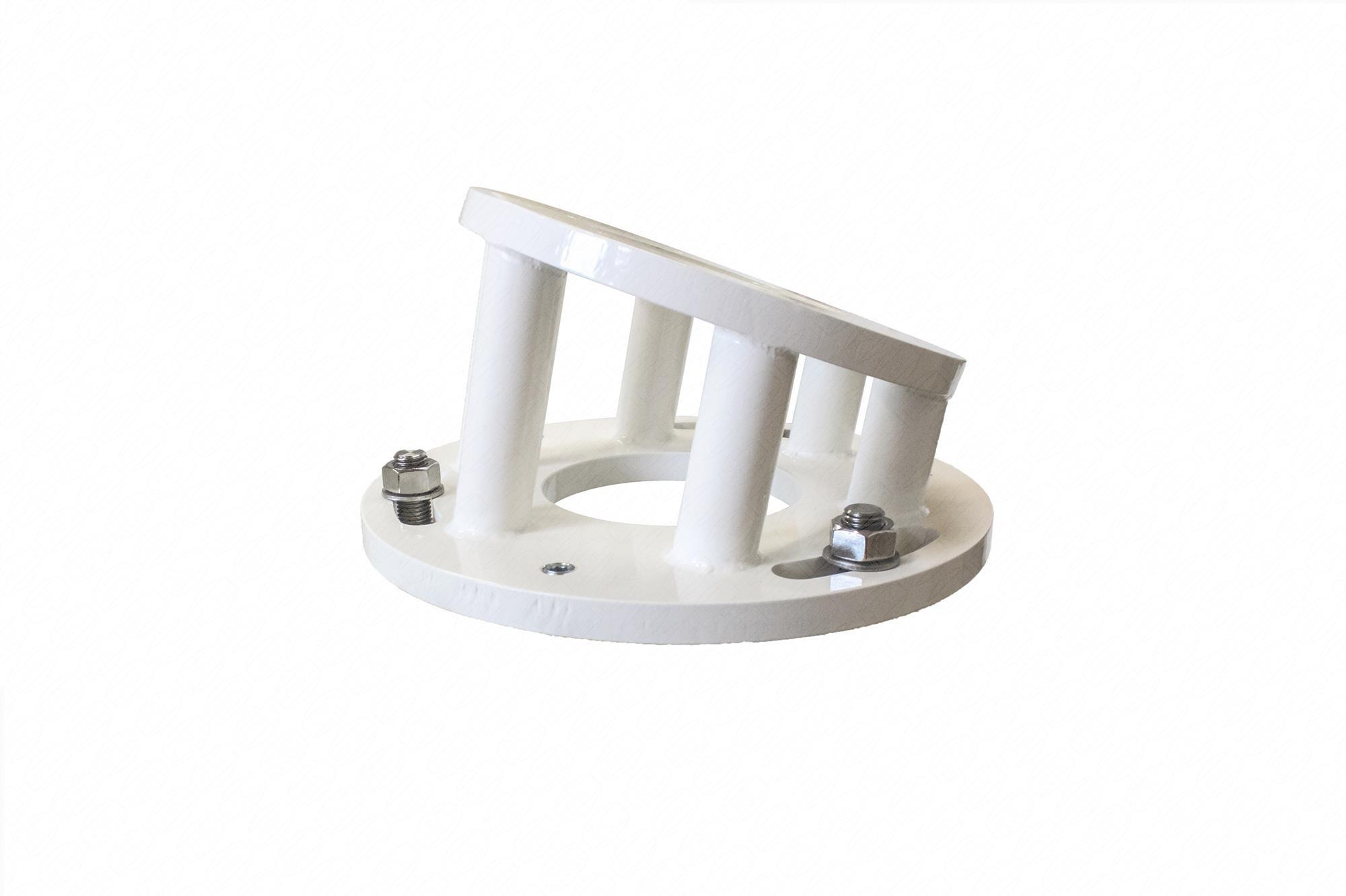 Baader Stahl-Nivellierflansch mit 20° Neigung f. GM 3000