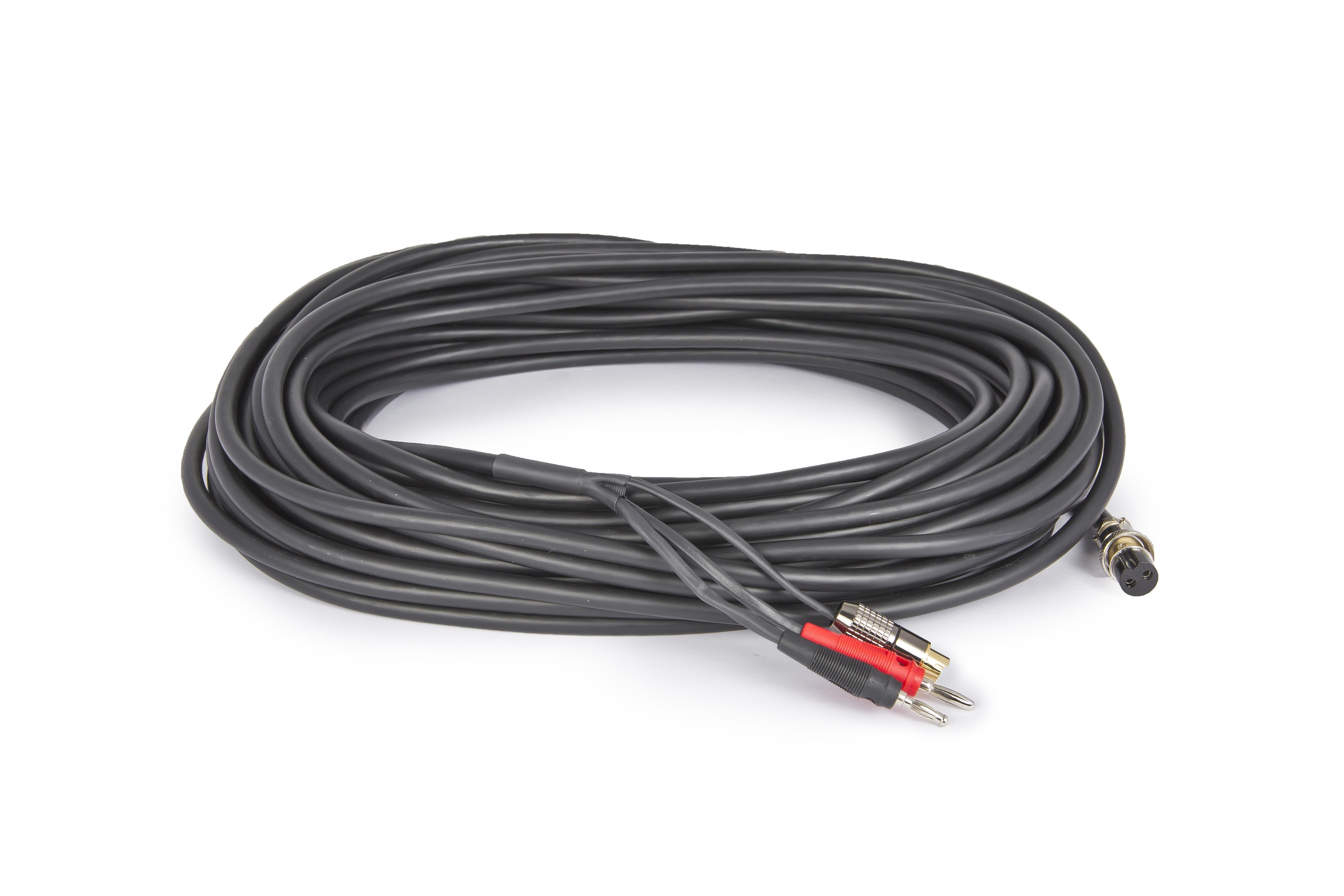 Stromversorgungs- und Sensorkabel, 5m oder 10m