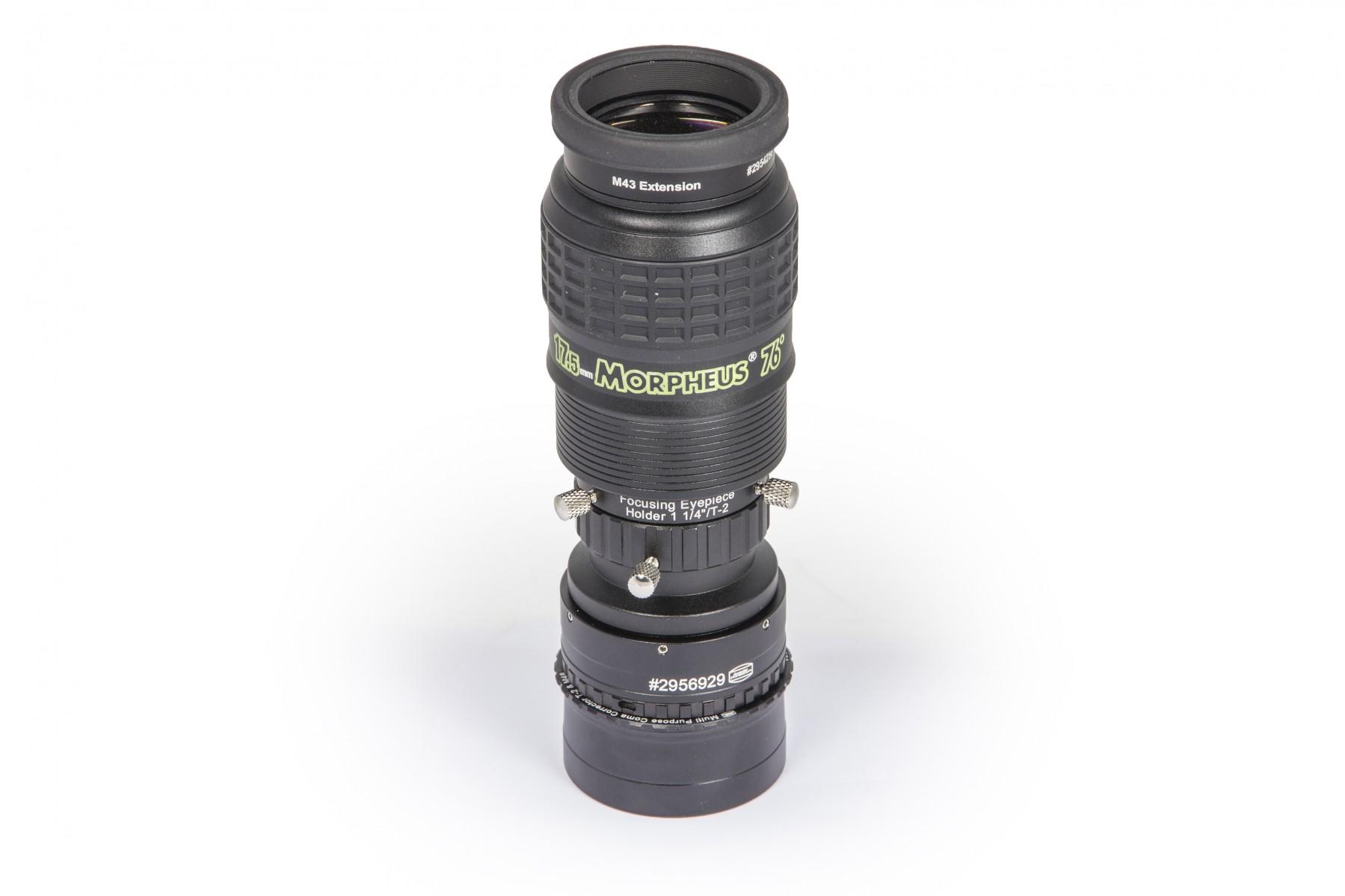 Anwendungsbild: MPCC V-1 Set  mit Morpheus Okular