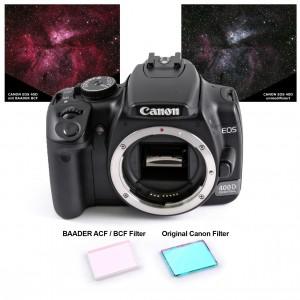 Canon Astro Upgrade für alle Canon APS-C DSLR-Kameras