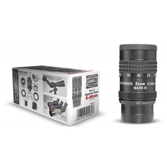 """Baader Hyperion Zoom Mark III, 8-24mm eyepiece (1¼"""" / 2"""")"""