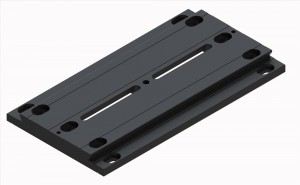 "Baader 3"" Dovetail Plate (Losmandy)"